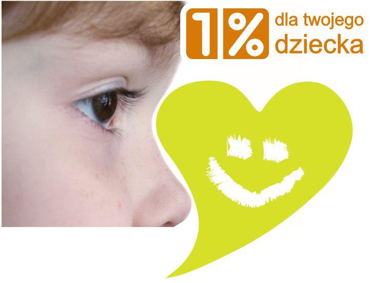 1procent dla dziecka_bok strony